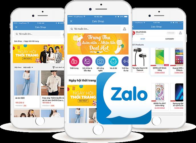 Bán hàng trên Zalo - Kênh bán hàng tuyệt vời