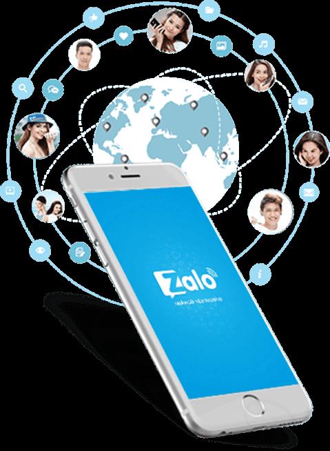 Website bán hàng của bạn được kết nối với nền tàng Zalo, sẽ giúp?