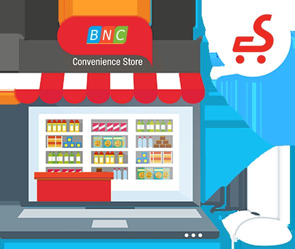 Bán hàng dễ dàng hơn bằng việc kết nối Sendo với BOTA