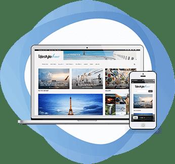 Thiết kế website bán hàng chuẩn SEO cho cửa hàng và doanh nghiệp