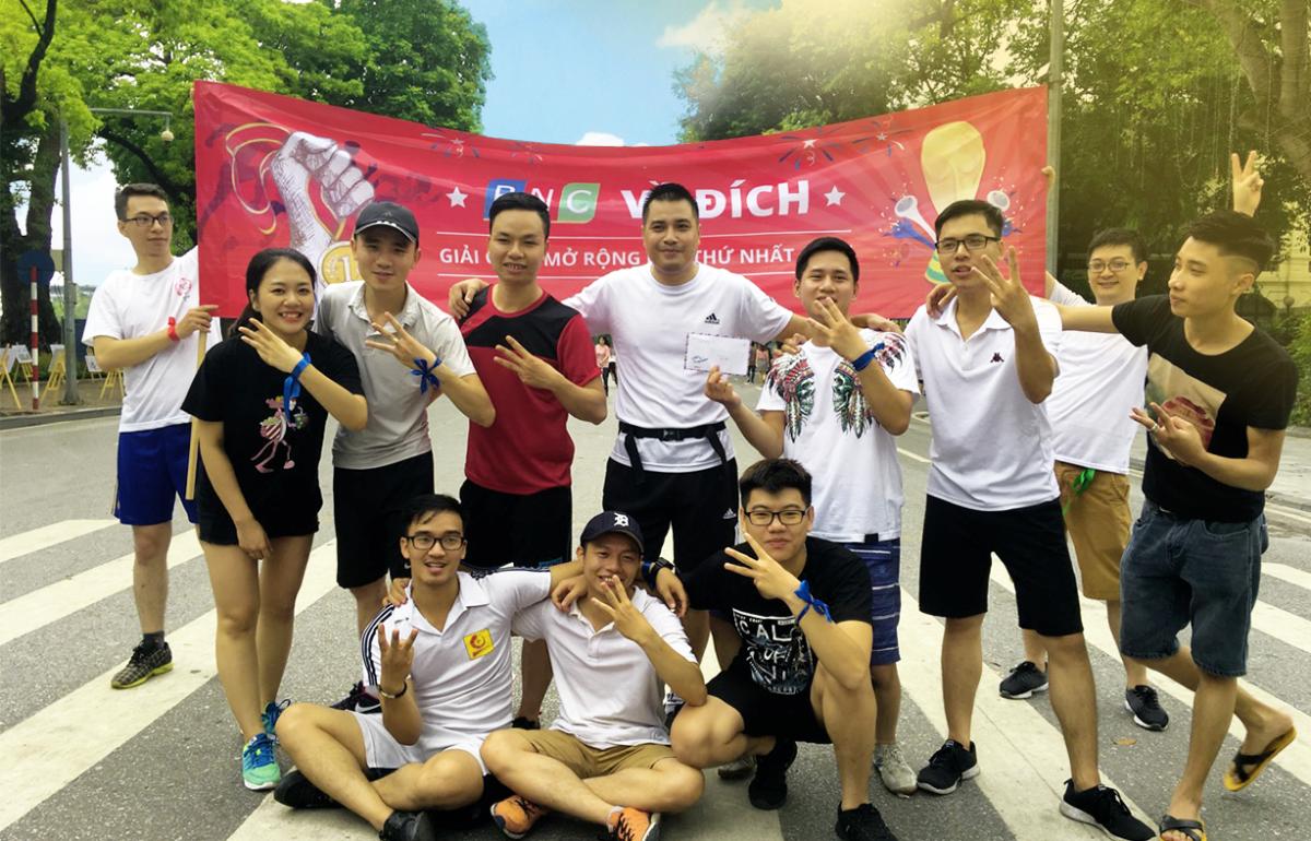 BNC – Giải chạy mở rộng lần thứ nhất