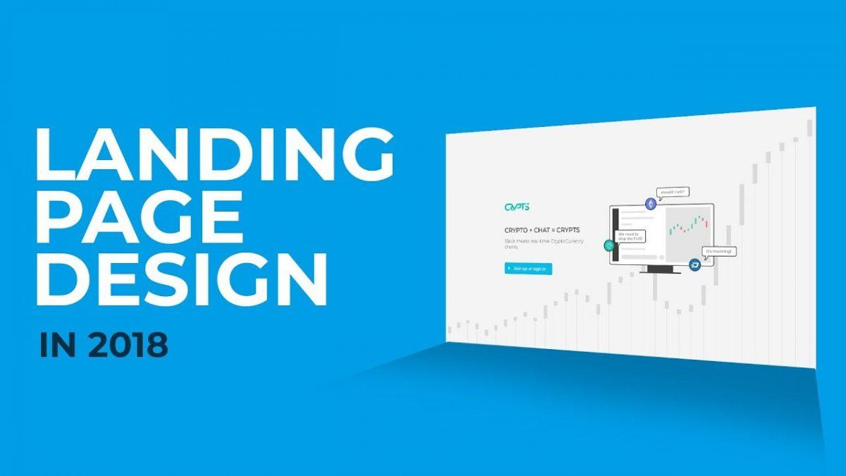 kinh nghiệm thiết kế landing page