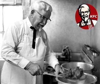câu chuyện thành công KFC
