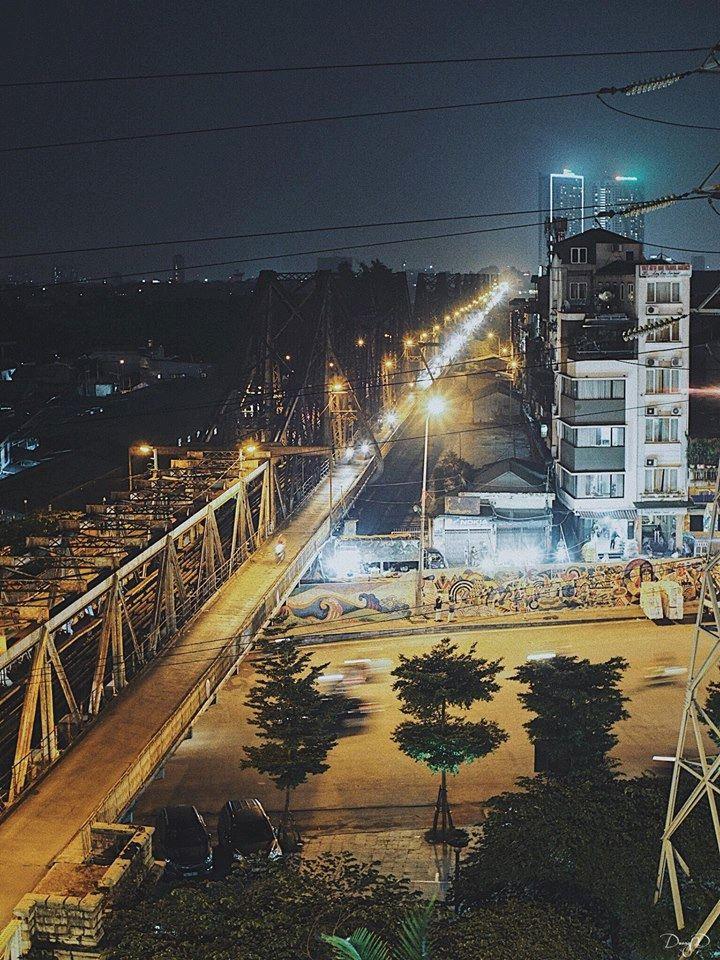 Một góc Đông Hà Nội