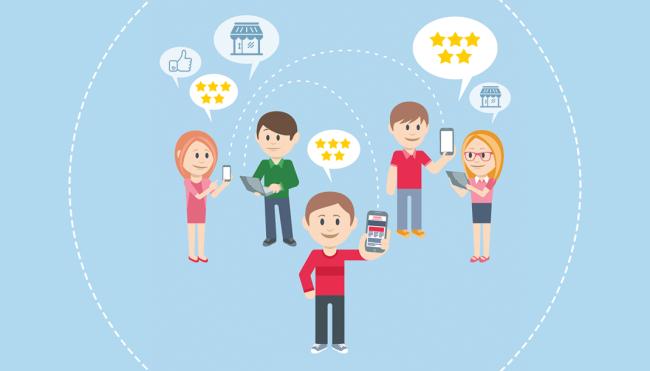 Chất lượng sản phẩm kinh doanh online là yếu tố quyết định của sự phát triển doanh nghiệp được thể hiện qua các phản hồi của khách hàng