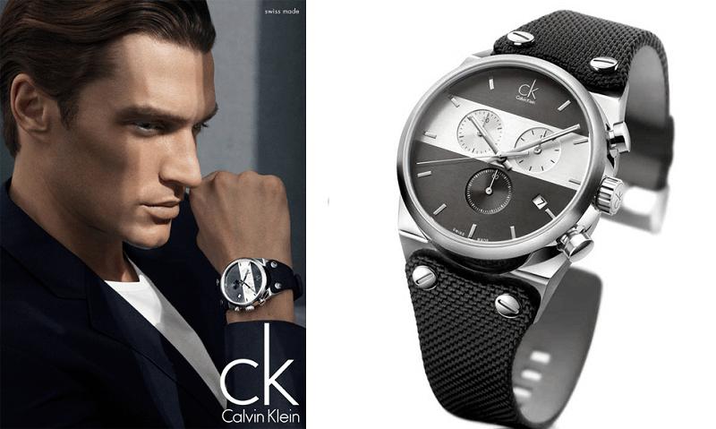 Các thiết kế đồng hồ Calvin Klein đều hướng tới style đơn giản nhưng quyến rũ