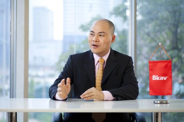 Nguyễn Tử Quảng: Từ Giảng Viên đại học đến CEO BKAV