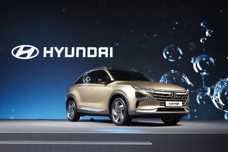 Mẫu xe SUV trong kế hoạch tăng lượng xe thân thiện với môi trường từ 14 lên 31 vào năm 2020 của tập đoàn Hyundai.