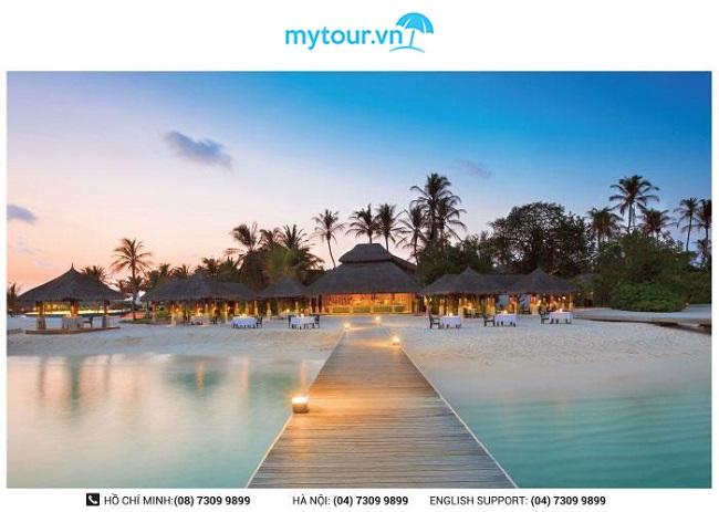 Mytour.vn hứa hẹn sẽ mang những điểm lưu trú nước ngoài chất lượng cho bạn