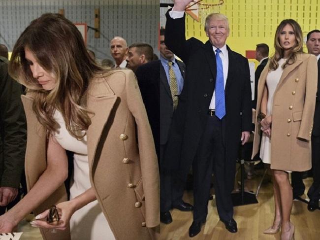 """Học những """"bóng hồng"""" nhà Trump gu thời trang sang chảnh"""