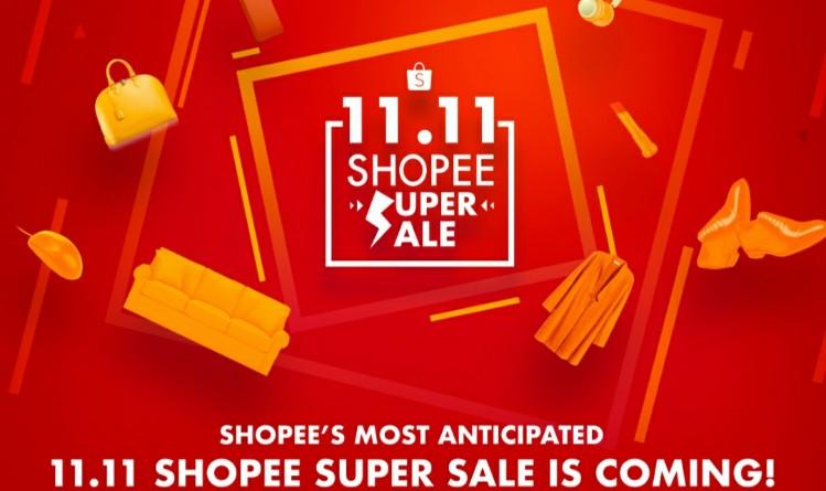 Shopee Super Sale: Chương trình mua sắm trực tuyến lớn nhất năm 2018