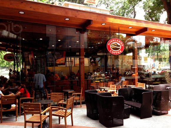 Định vị thương hiệu Cà phê Việt