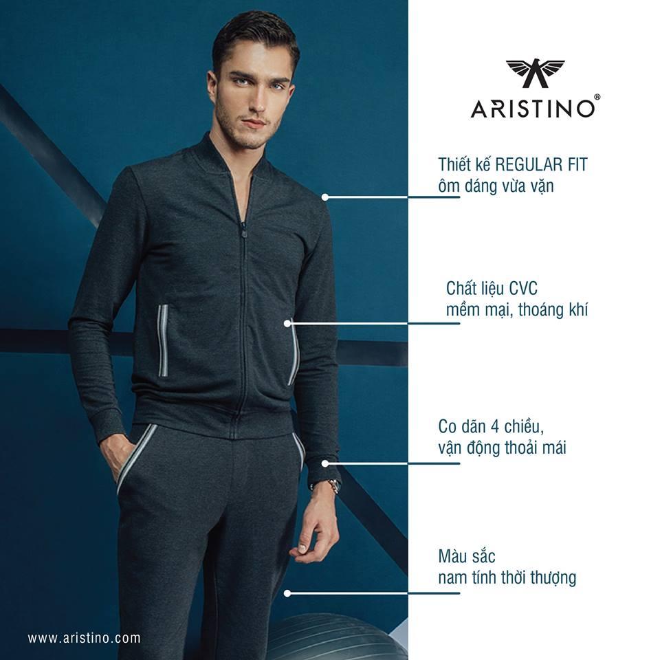 Những thiết kế của ARISTINO đều dựa trên chất liệu tạo cảm giác thoải mái cho người dùng