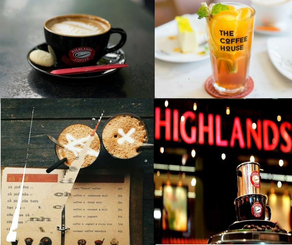 Các chuỗi cà phê bạn có thể mua nhượng quyền thương mại
