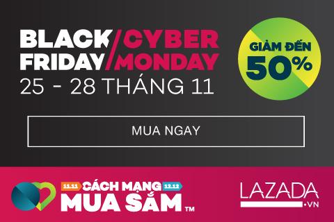 Lazada với các chương trình Sale xuyên suốt tháng 11 và tháng 12