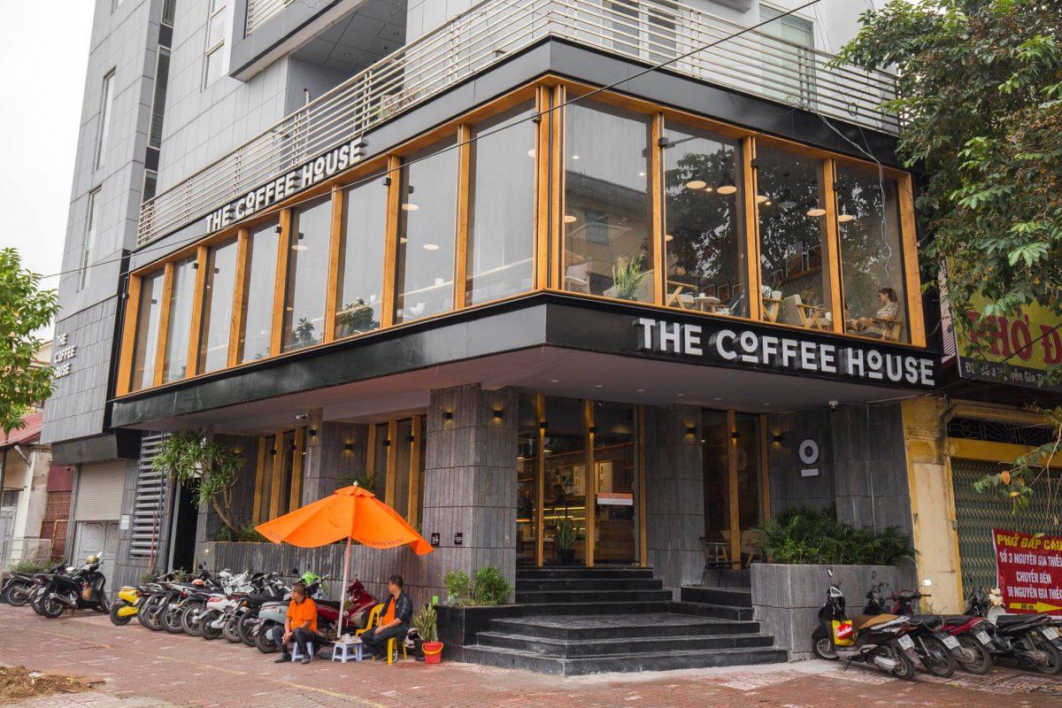 Bí quyết để mở quán cà phê chất như The Coffee House