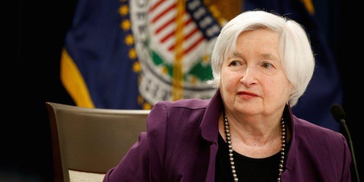 Fed Janet Yellen đưa ra các cảnh báo về rủi ro tài chính Mỹ