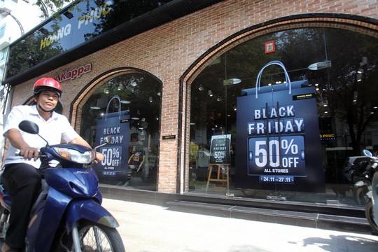 Các cửa hàng truyền thống cần có sự cải thiện trong kinh doanh nếu muốn thu được lợi nhuận cao mùa Black Friday này