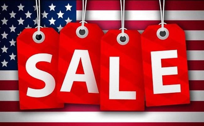 Nước Mỹ - quê hương của Black Friday chắc chắn sẽ là một địa điểm mua sắm mà nhiều người Việt hướng tới