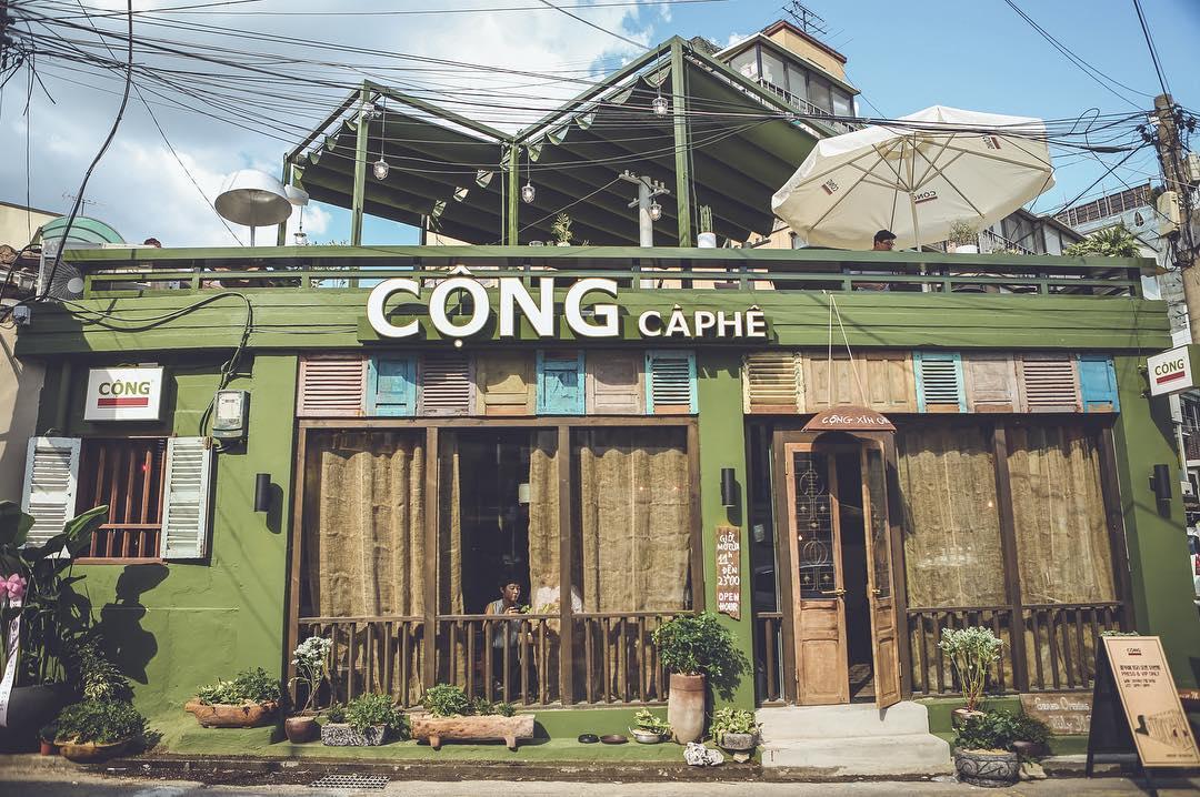 Cộng Cà phê và chiến lược Marketing đầy thách thức trên đất Hàn