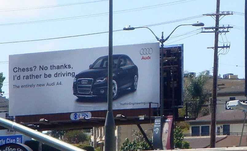 Cuộc cạnh tranh tiếp thị phản kích giữa 2 nhà làm marketing xe hơi
