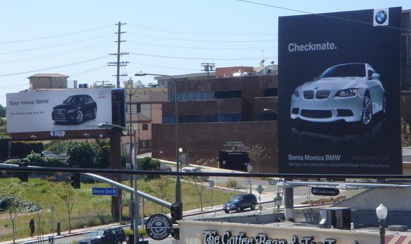 Cuộc cạnh tranh tiếp thị giữa 2 nhà làm marketing xe hơi - 2