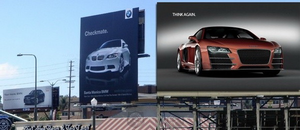 Cuộc cạnh tranh tiếp thị giữa 2 nhà làm marketing xe hơi - 3