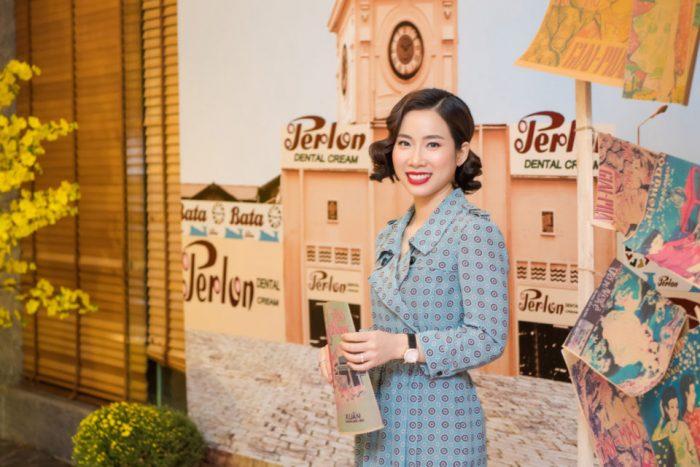 Bà Lê Thị Hoàng Yến trên cương vị Tổng giám đốc Tập đoàn Khách sạn Mường Thanh
