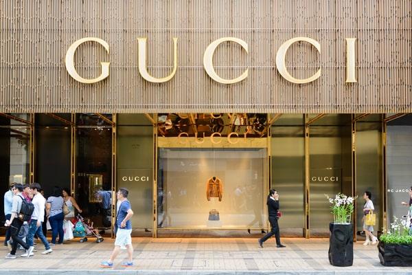 Gucci và chiến lược thay đổi thị trường