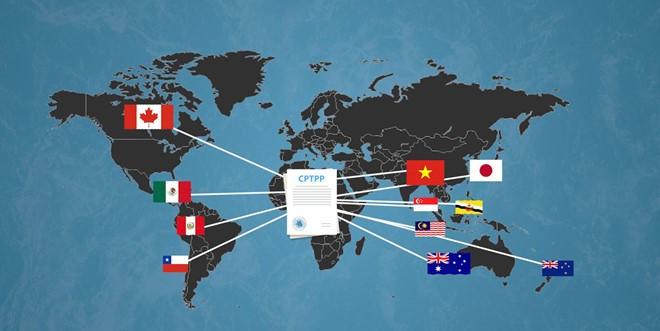 Hiệp định CPTPP sẽ sớm có hiệu lực làm thay đổi tình hình kinh tế thế giới và khu vực