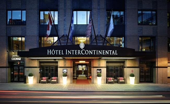 InterContinental hiện tại là ông lớn có máu mặt trong ngành khách sạn