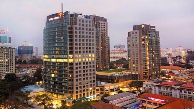 Toàn cảnh Intercontinental Asiana Saigon tại Quận 1, Thành phố Hồ Chí Minh