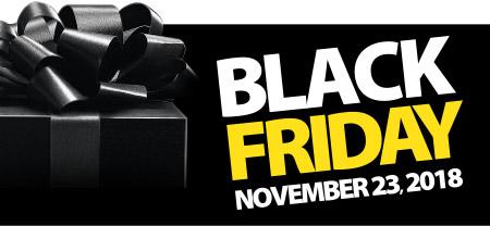 Dịp mua sắm rầm rộ nhất trong năm sắp diễn ra vào ngày 23/11 tới