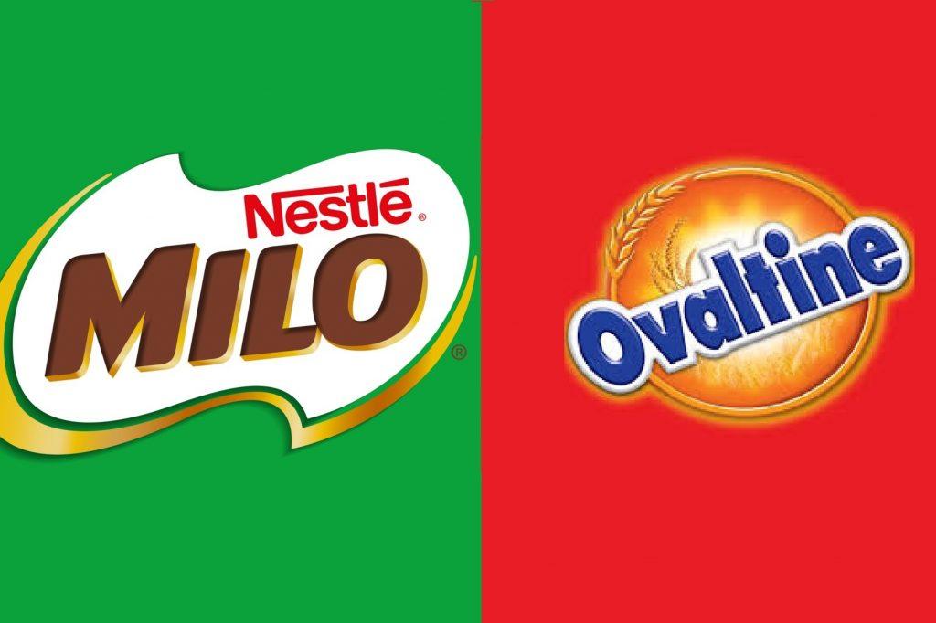 Marketing doanh nghiệp nhỏ - Milo và Ovaltine - Drama Tiếp Thị Phục Kích Việt Nam