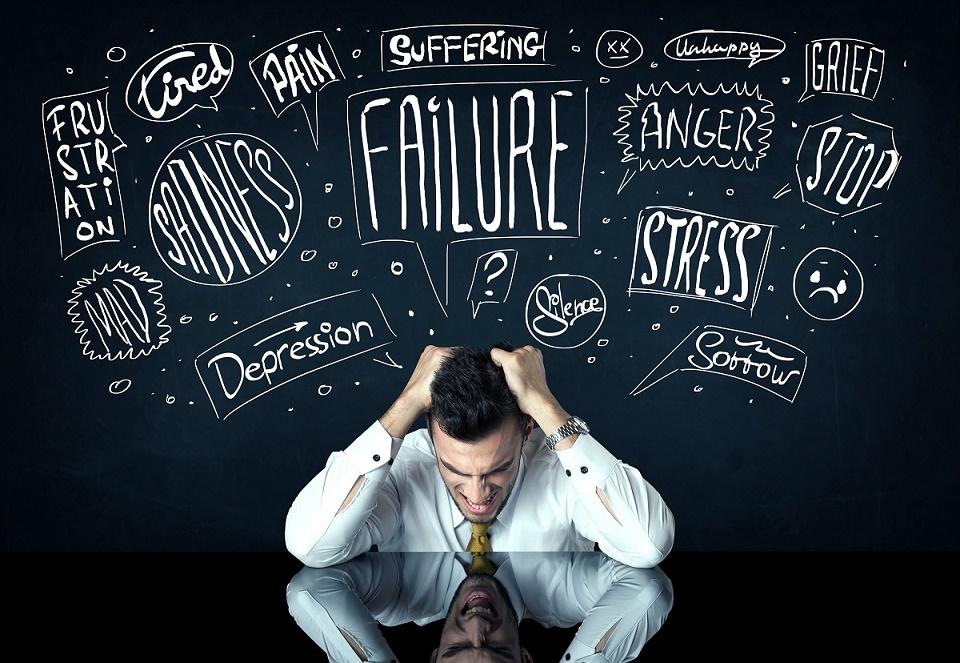 5 lý do tại sao bạn không bao giờ thành công