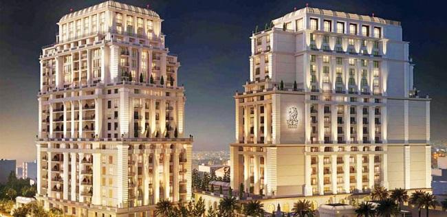 Ritz-Carlton trở thành thương hiệu thuộc sở hữu công ty Marriott International