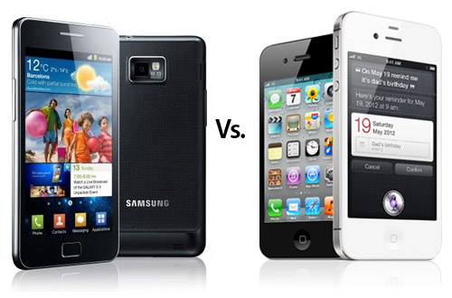 Samsung và Apple trong cuộc chiến tiếp thị phản kích - 2