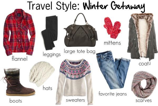 Gợi ý chuẩn bị quần áo cho mùa đông châu Âu của phái nữ