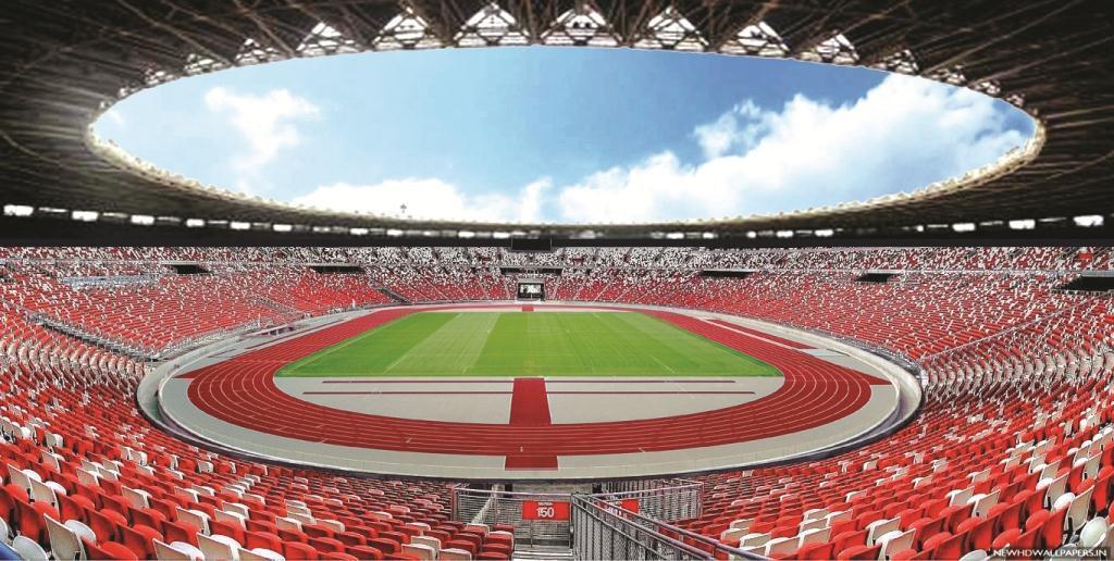 Đây hiện là sân vận động bóng đá lớn thứ 26 trên thế giới và sân vận động bóng đá lớn thứ 8 ở châu Á.
