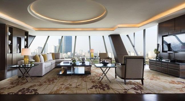 Phòng nghỉ tại JW Marriott Hanoi