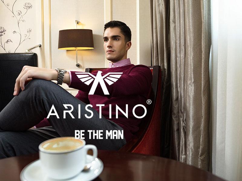 """""""BE THE MAN"""" của Aristino: Chiến dịch ghi điểm hoàn hảo"""
