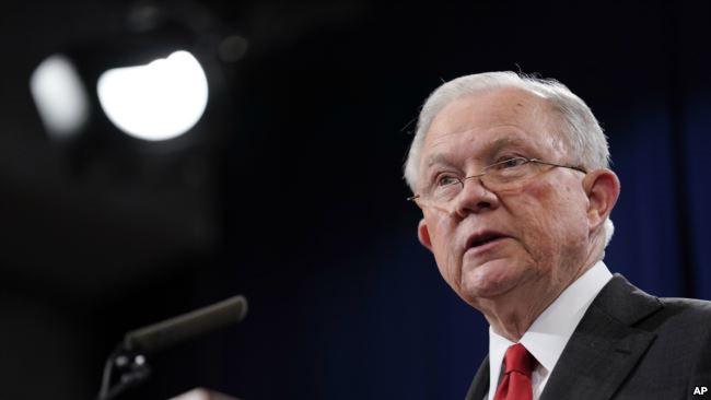 Việc sa thải Jeff Sessions đã được dự báo từ trước khi những căng thẳng giữa ông và Trump nổ ra
