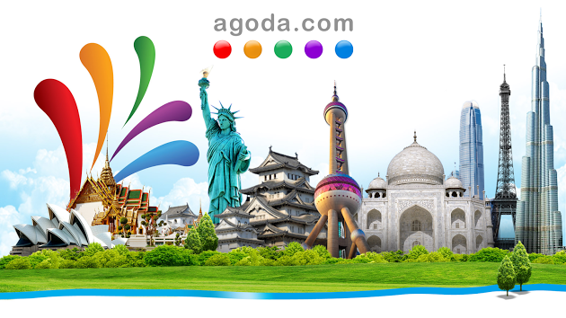 Agoda.com là website đặt phòng chất lượng cho du khách muốn đi du lịch quốc tế