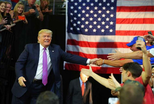Chính sách kinh tế của Trump hậu bầu cử giữa kỳ Mỹ là điều mà các nhà đầu tư nên quan tâm