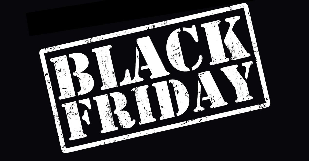 Màu Đen được sử dụng vừa mang tính chân thực vừa mang tính hài hước trong ngày Black Friday