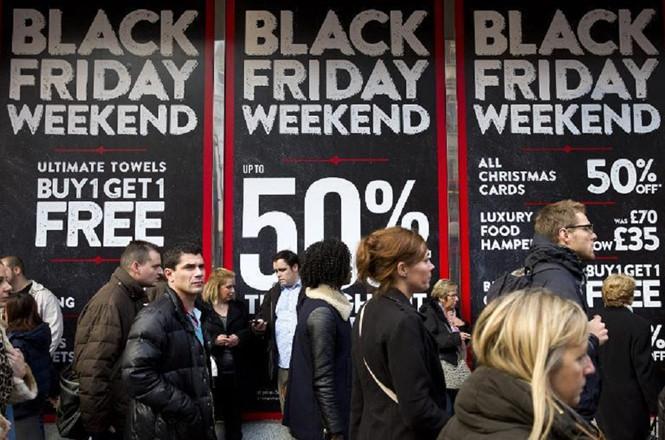 Black Friday là dịp gây tắc nghẽn tồi tệ nhất trong năm
