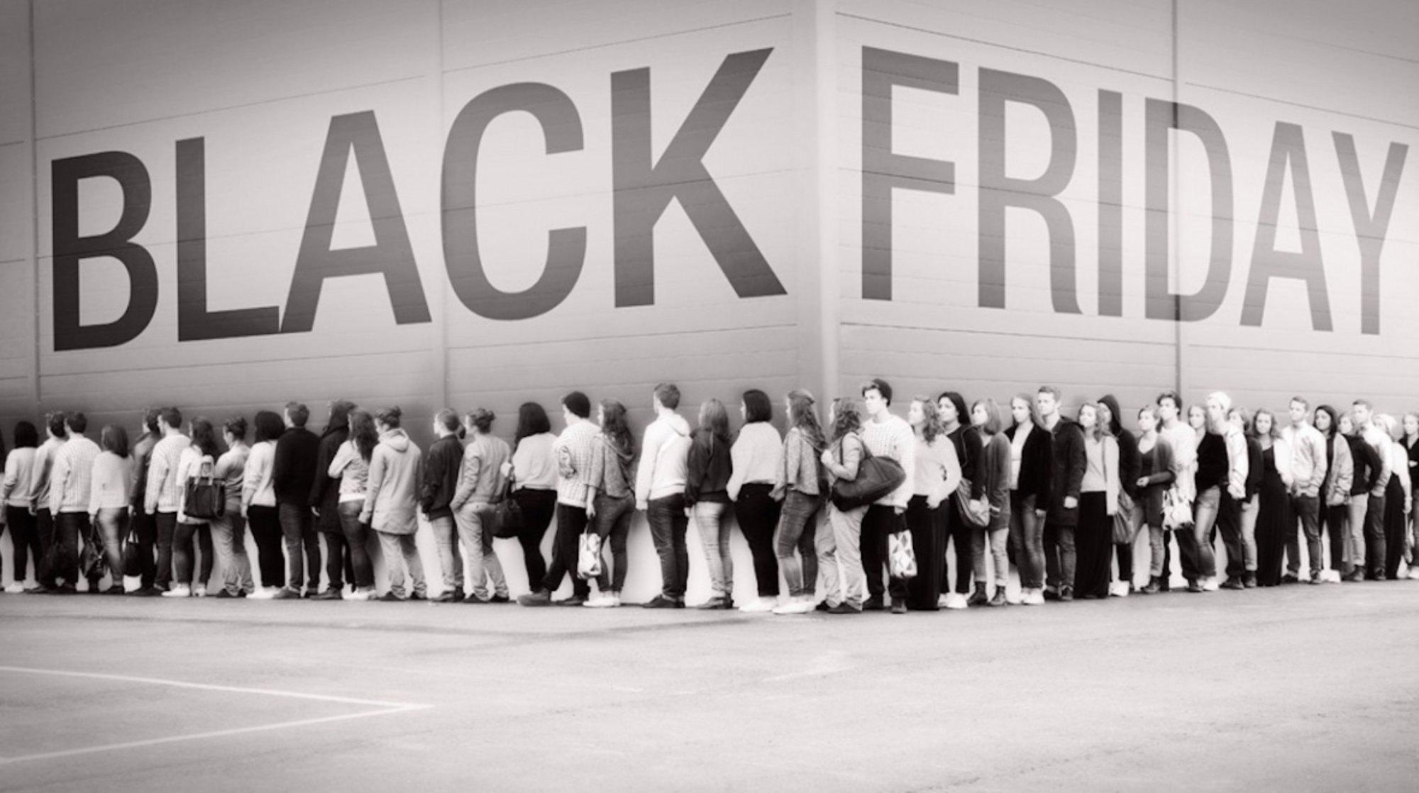 Black Friday xuất hiện kể từ ít nhất là đầu những năm 1960