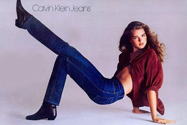 Calvin Klein Jeans là dòng sản phẩm chủ đạo của cK