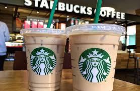 Vị cà phê Starbucks nhẹ hơn nhiều so với cà phê Việt