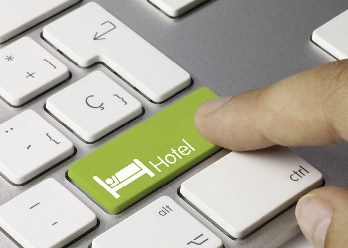 75% những đơn đặt phòng của khách sạn hiện nay đều thông qua hình thức đặt phòng trực tuyến
